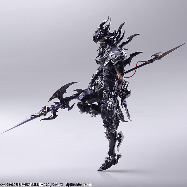 The Azure Dragoon Has Landed! Bring Arts Final Fantasy XIV Estinien