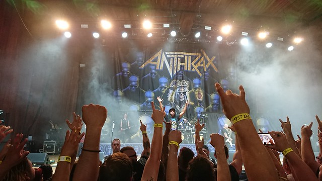 Anthrax 2018