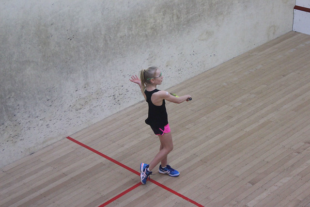 BOP Inter School Squash Tournament