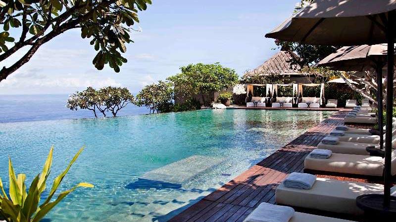 Bulgari Resort Bali.