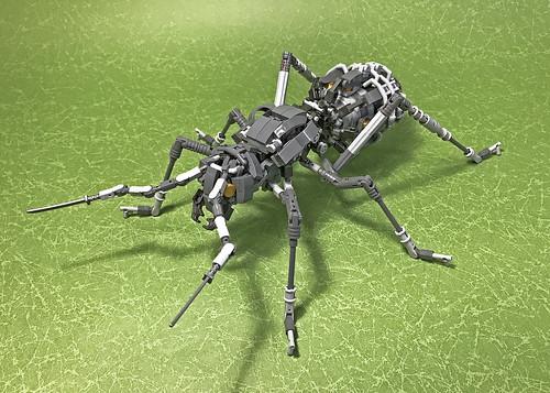 LEGO Mecha Ant-MK2-01
