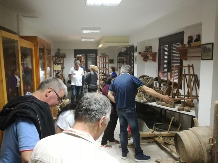 ΣΔΕ Φλώρινας - Επίσκεψη στην Λαογραφική Συλλογή - 14/5/2018