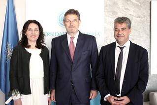 Visita de Rafael Catalá a la UAL (2)