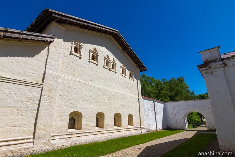 Трапезная Никольской церкви, Спасо-Евфимиев монастырь, Суздаль