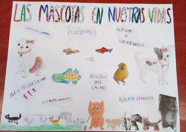 """DIBUJOS """"EDUCANDO A MI DUEÑO"""" 2018"""