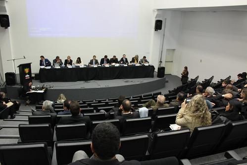 Sessão itinerante Pleno STJD
