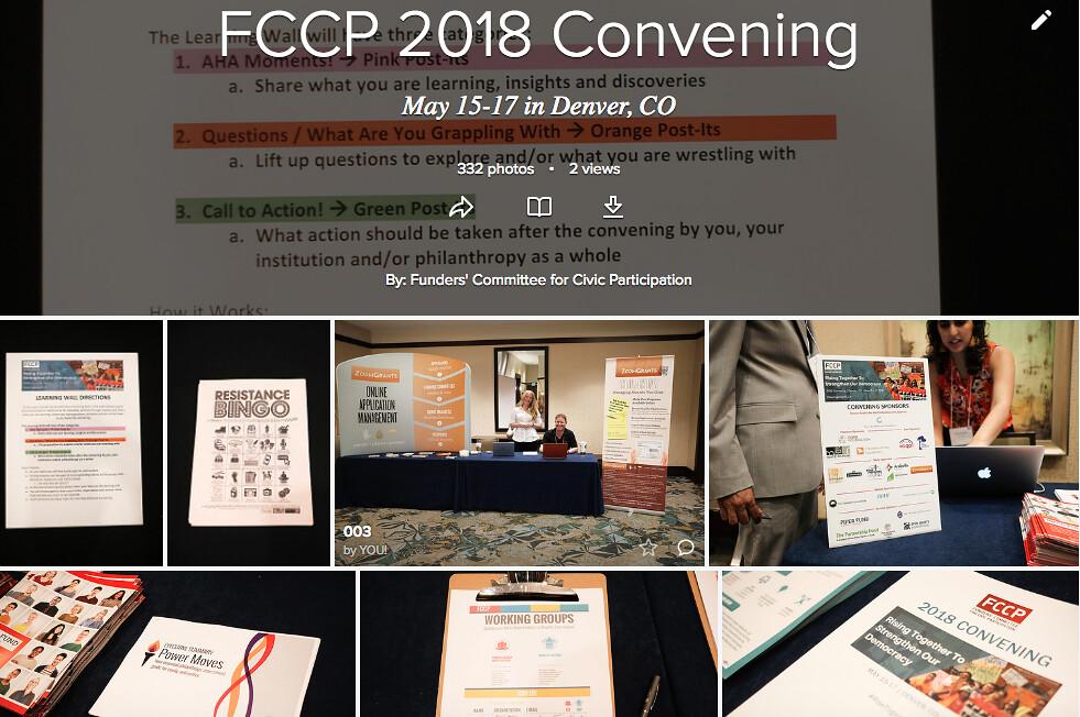 FCCP 2018 Convening