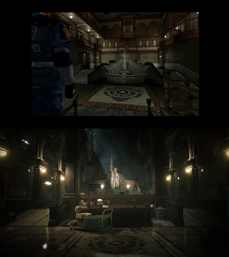 Resident Evil 2 Remake Main Discussion - RESIDENT EVIL 2 - PSNProfiles