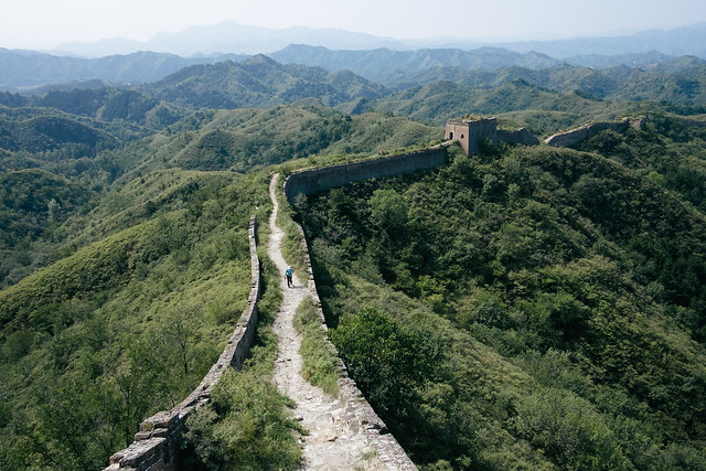 Great Wall of China - 2016-1