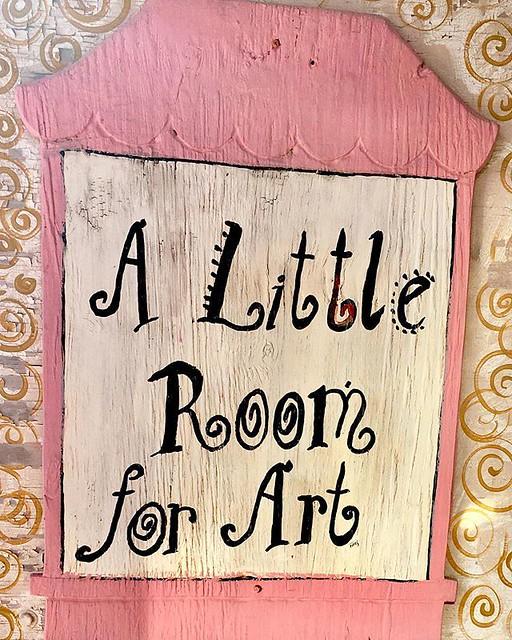 Room for #art #doors #decor #pinkart #florida #stpetebeach