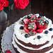 torta cioccolato e fragole senza glutine-9572