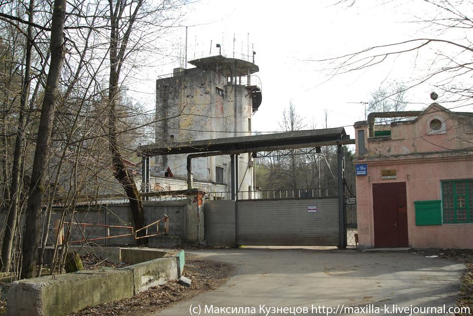 Башня радиоцентра №4