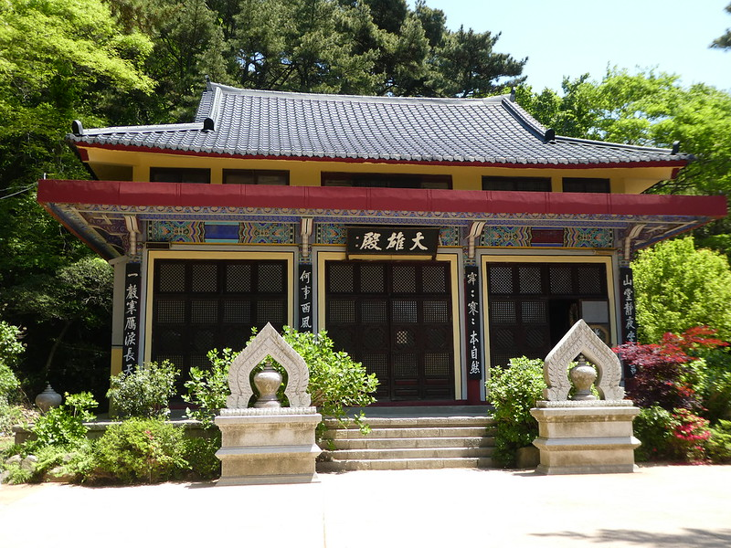 Taejongsa Temple, Busan