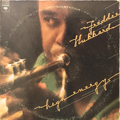 FREDDIE HUBBARD:HIGH ENERGY(JACKET A)