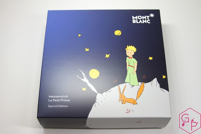 Montblanc Le Petit Prince Fountain Pen Collection Overview @Montblanc_World @AppelboomLaren 27
