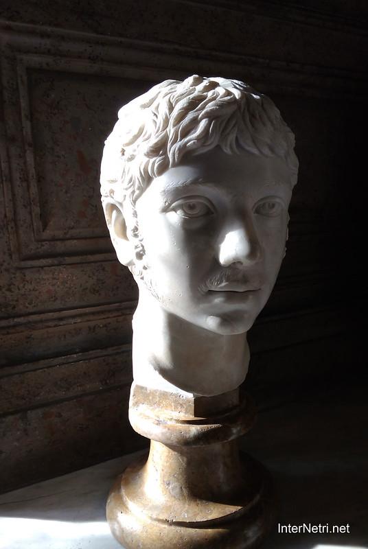 Імператор Геліогабал. Музей Капітолію, Рим Italy InterNetri 147