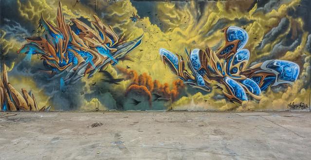 Graff by Mysé & Nelson !