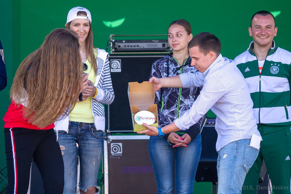 Саратовский Велопарад Тинькофф 2018 фото 26