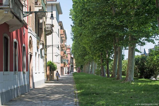 Viale Piave S. Elena