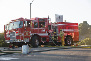 Del Cerro Brush Fire 6/3/18