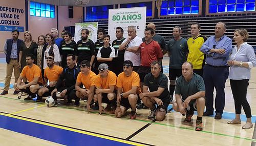PARTIDO DE FUTBOL ONCE2