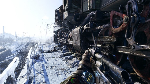 #E3 2018 Metro: Exodus Screens