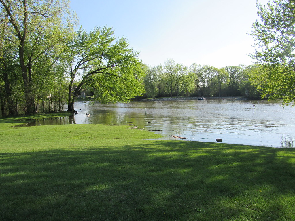 Fox River Flooding