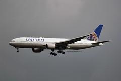 United Airlines N228UA Boeing 777-222ER cn/30556-384 2828 @ EDDF / FRA
