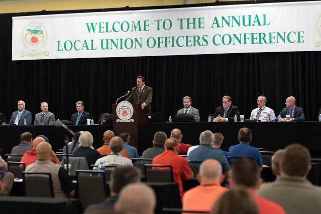2018 Local Union Officers Meeting