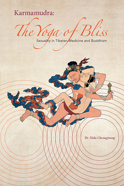 Cover of the book Karmamudra: The Yoga of Bliss.
