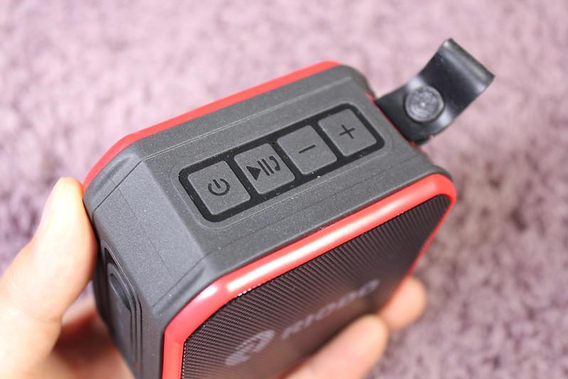 Riodo 防水 Bluetooth スピーカー 開封レビュー (17)