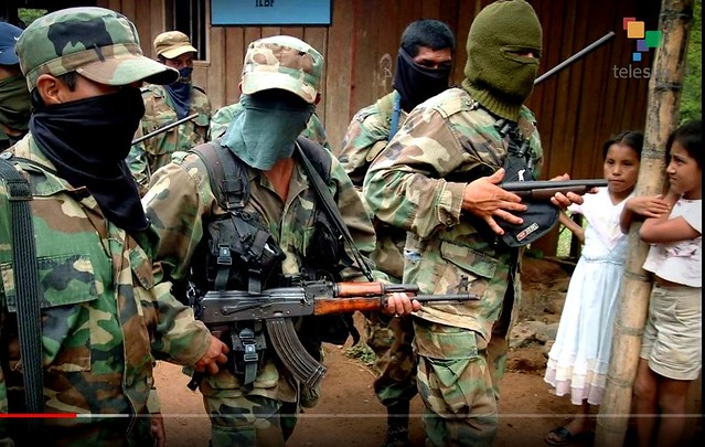 Abby Martin VS Edward Rodriguez on Peace and Paramilitaries in Colombia