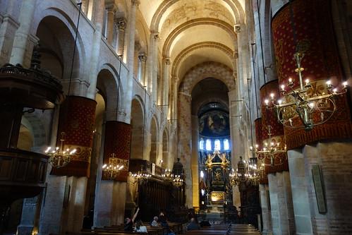 Basilica of Saint-Sernin - Toulouse, France