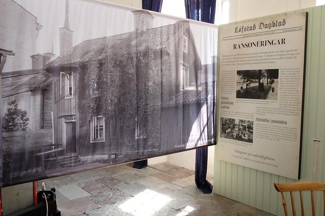 Röda stan byggdes samma år som Getåolyckan inträffade