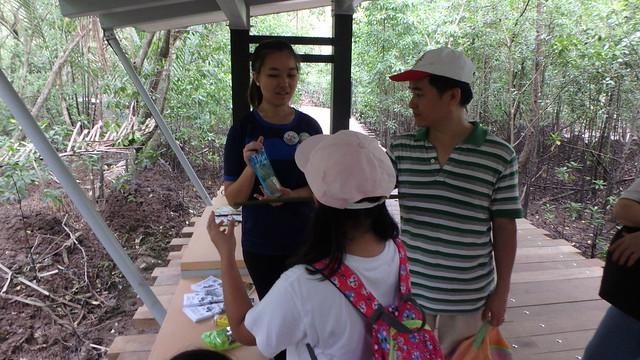 Balik Chek Jawa for Pesta Ubin 2018