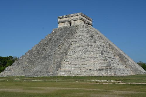 Vista del Gran Museo del Mundo Maya, Merida Yucatan,