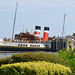 PS Waverley in Rothesay