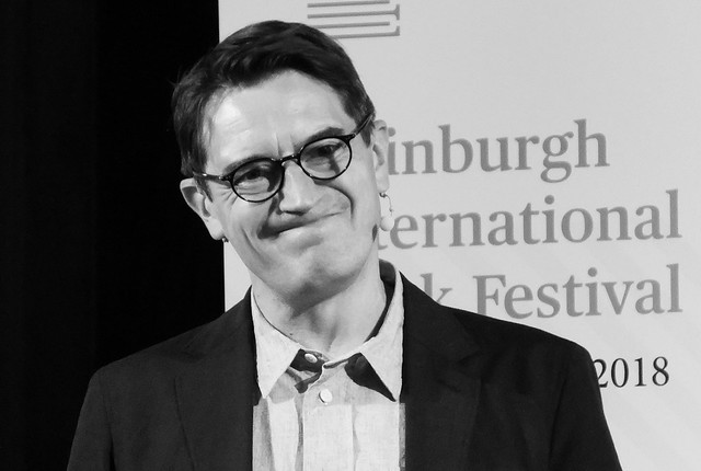 Edinburgh International Book Festival Programme Launch 2018 05