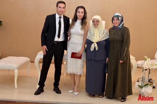 Seçil Turan ve Sadık Erk Nikah töreni (11)
