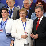 High-level Conference Dedicated to the EU Cohesion Policy: Family photo