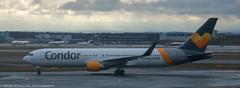 Condor 767 at FRA