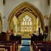 St James's Church, Grafton Underwood - interior
