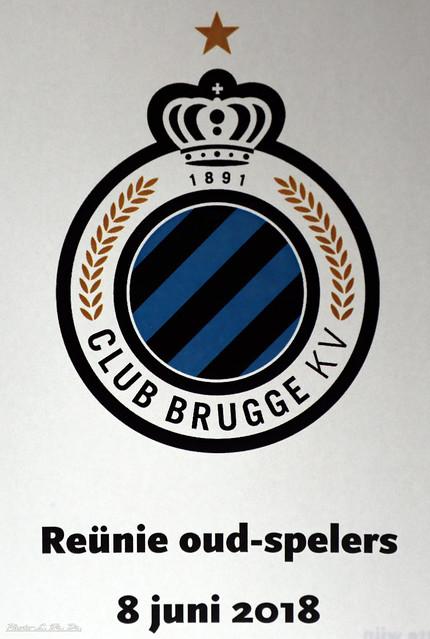 Reünie Oud - Spelers Club Brugge 2018