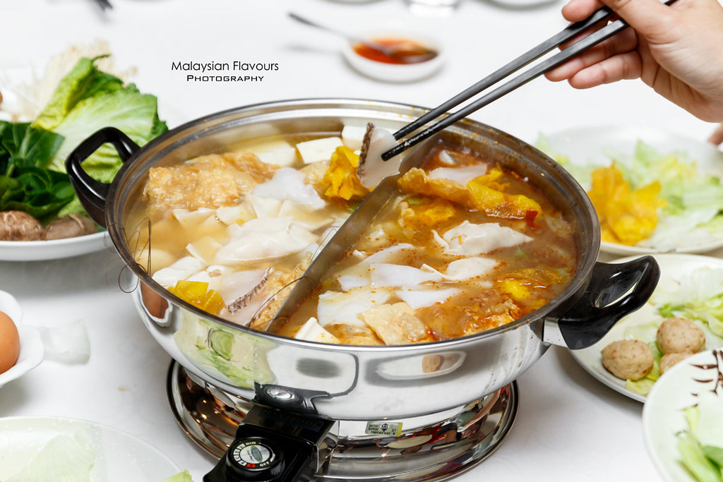 Hot Pot To Share Dynasty Restaurant Renaissance Kuala