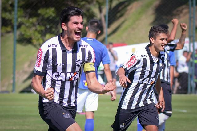 Sub-17 - Atlético x Cruzeiro 13.06.2018 - Campeonato Mineiro Sub-17 2018