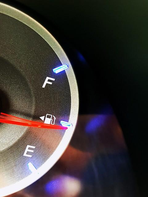 Macro Mondays, Transportation: half-empty, or half-full?