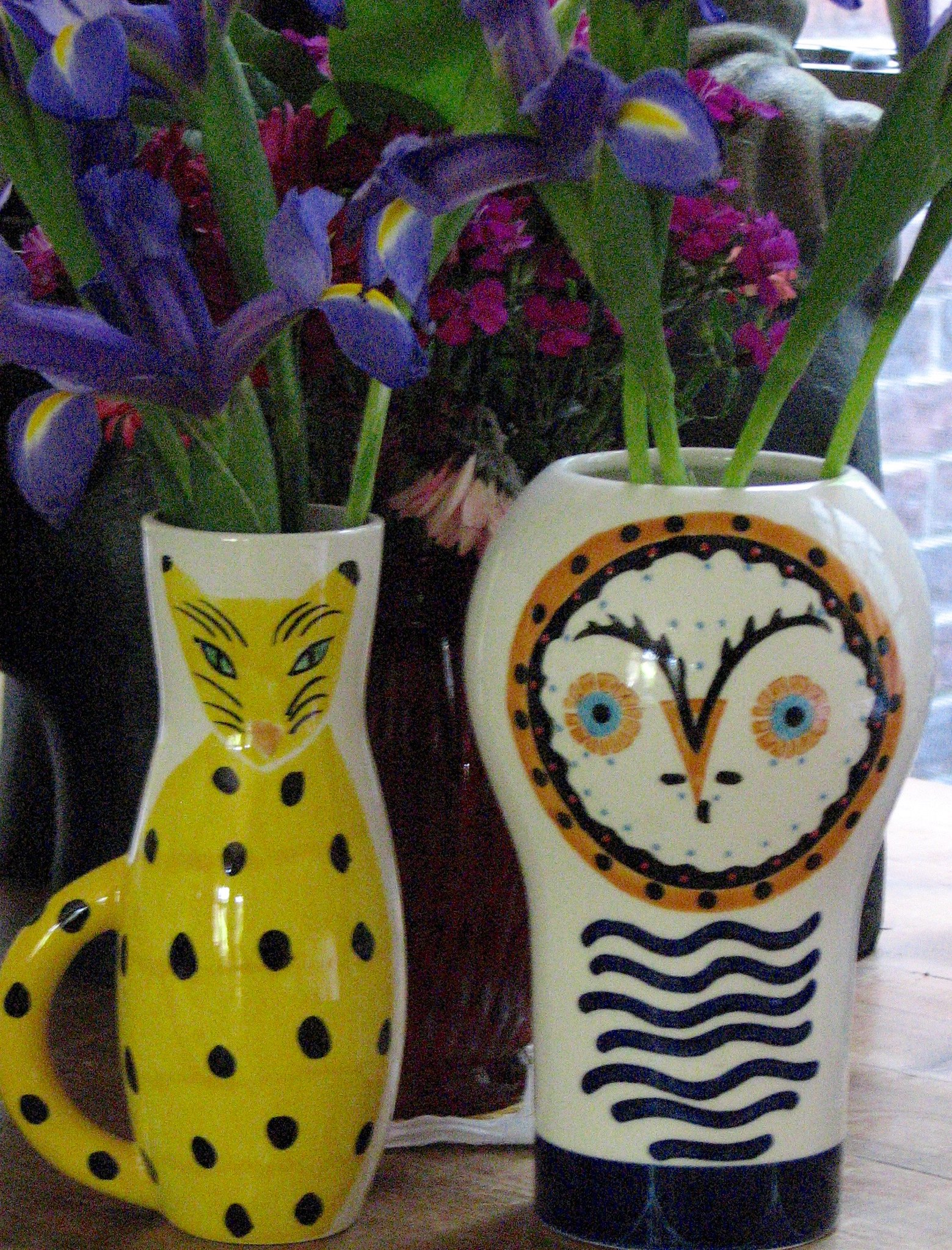 Quirky Vases