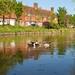 Matfield Village Pond
