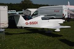 G-SSDI Skycraft SD-1 [179] Popham 050518