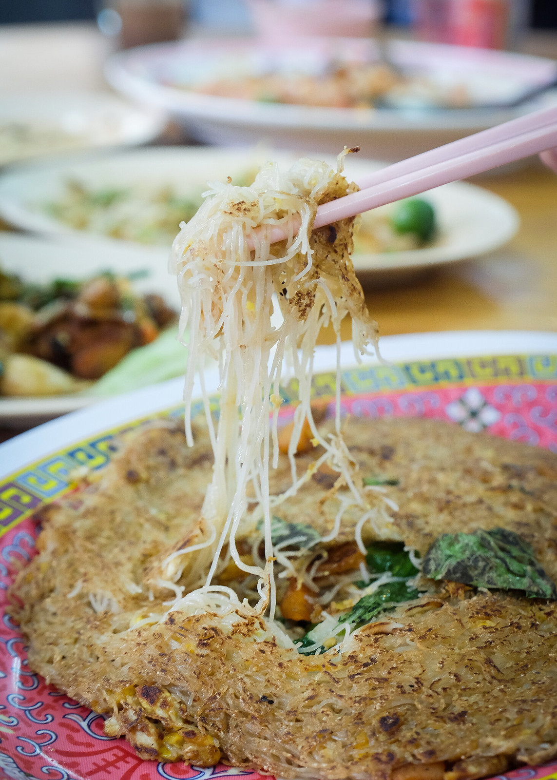 Hao Kee Seafood Deluxe Bigger Chao Tar Bee Hon (KIAP)